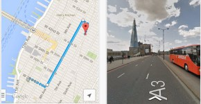 Google maps offline para iPhone
