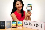 LG vu 3 smatphone casi cuadrado