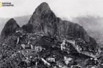 Machu Picchu la ciudad de los incas en 1913