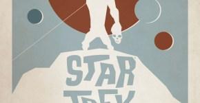 Posters vintage Star trek 2