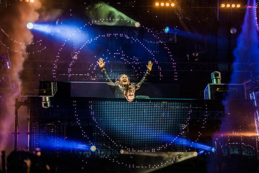Rock in Rio 2013 en vivo por youtube