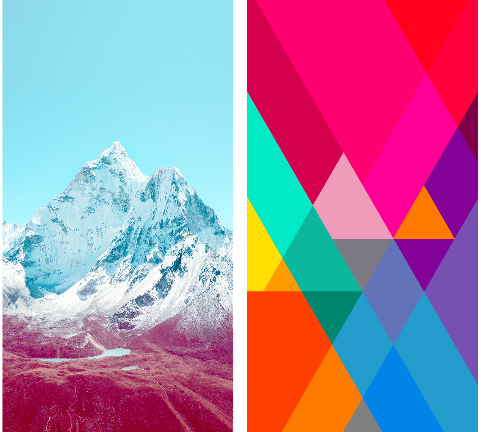 Wallpapers iOS7
