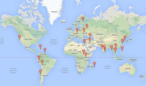 Clases online gratis desde centros fisicos en el mundo