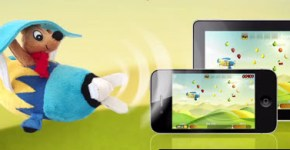 Jueguete se conecta al iPhone iPad
