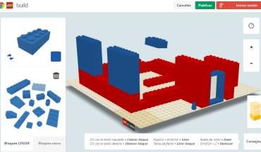 Construir casas con ladrillos Lego virtualmente