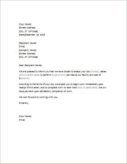 Sample Templates Doc728942 Formal Acceptance Letter – Formal Acceptance
