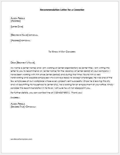openoffice letter template