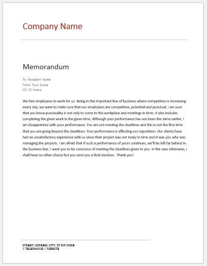 internal memo template word xv-gimnazija