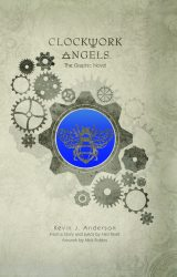 Clockwork Angels Hardcover sm