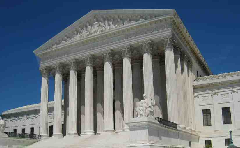 """<p style=""""text-align: center;"""">After <em>Obergefell, </em>Can Courts Rewrite Laws?</p>"""