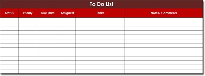 Free To Do List Templates with Guide to Make Your Own