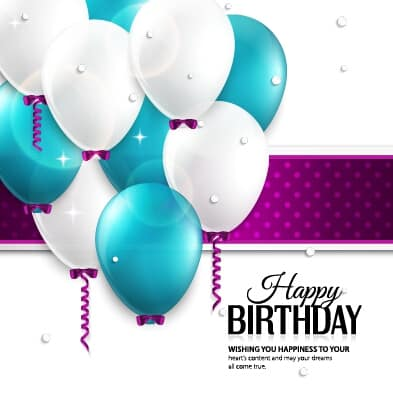 8 Birthday Card Templates - Excel PDF Formats - birthday card layout