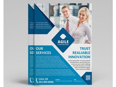 create business flyer - Juvecenitdelacabrera