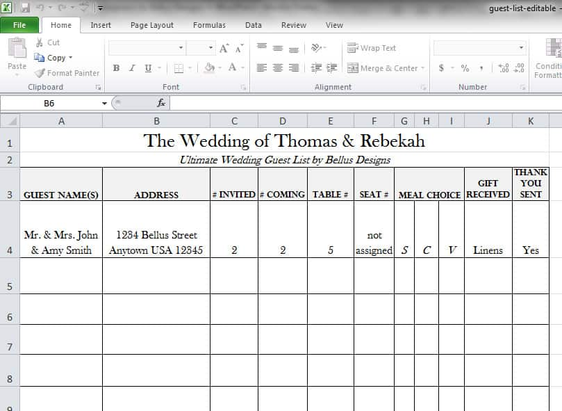 Best 25+ Wedding Checklists Ideas On Pinterest Wedding - guest list sample