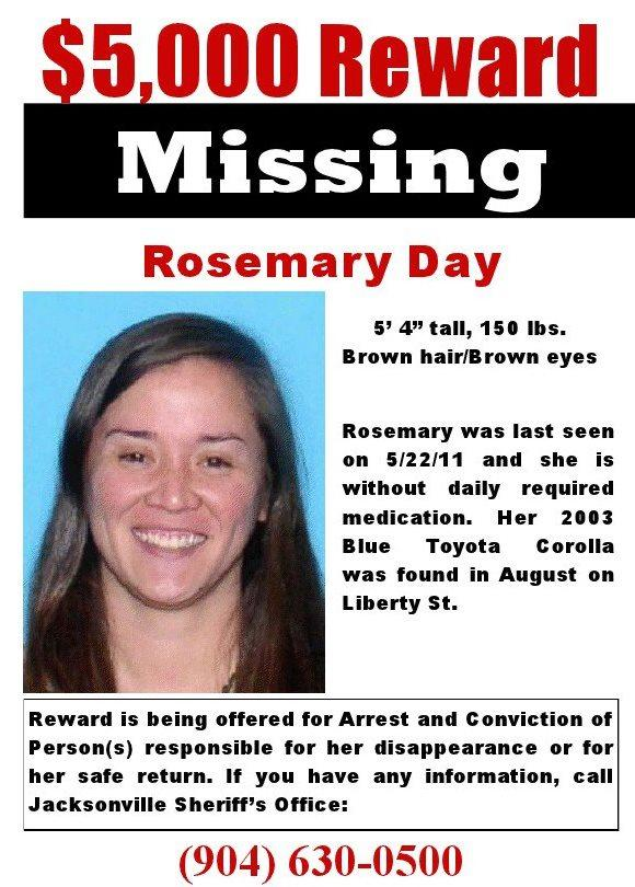 Missing Persons Poster Template – Missing Reward Poster Template