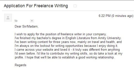 How To Apply For Freelance Content Writing Jobs \u2013 Seven Tips That Help
