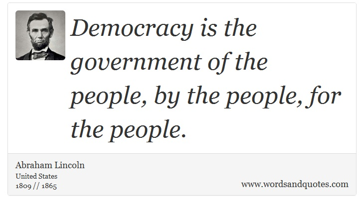 quotes-democracy-is-the-government-of-the-people-by-the-abraham - permission to travel letter template