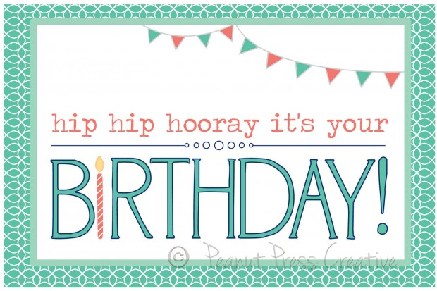 Free printable happy birthday card quotes - Collection Of Inspiring