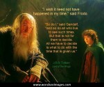 Quote From Lord Of The Rings Gandalf