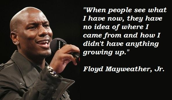 Floyd Mayweather Quotes Wallpaper People Quotes Collection Of Inspiring Quotes Sayings