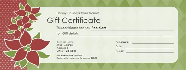 microsoft publisher gift certificate template radiovkm