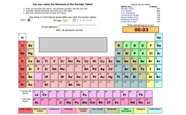 5 Periodic Table Excel Templates - Excel xlts