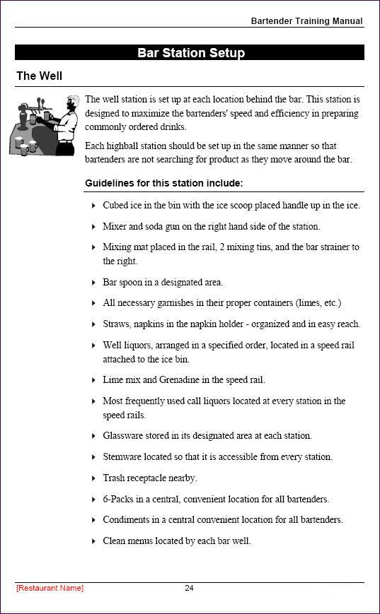 Sample User Manual Template Sample Operations Manual Template 100
