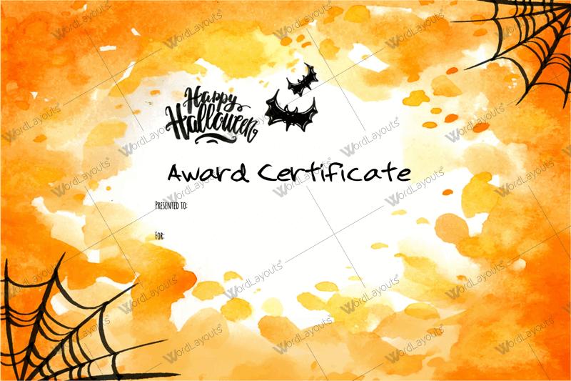 download certificate templates