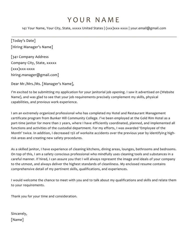 cover letter mechanical engineer entry level