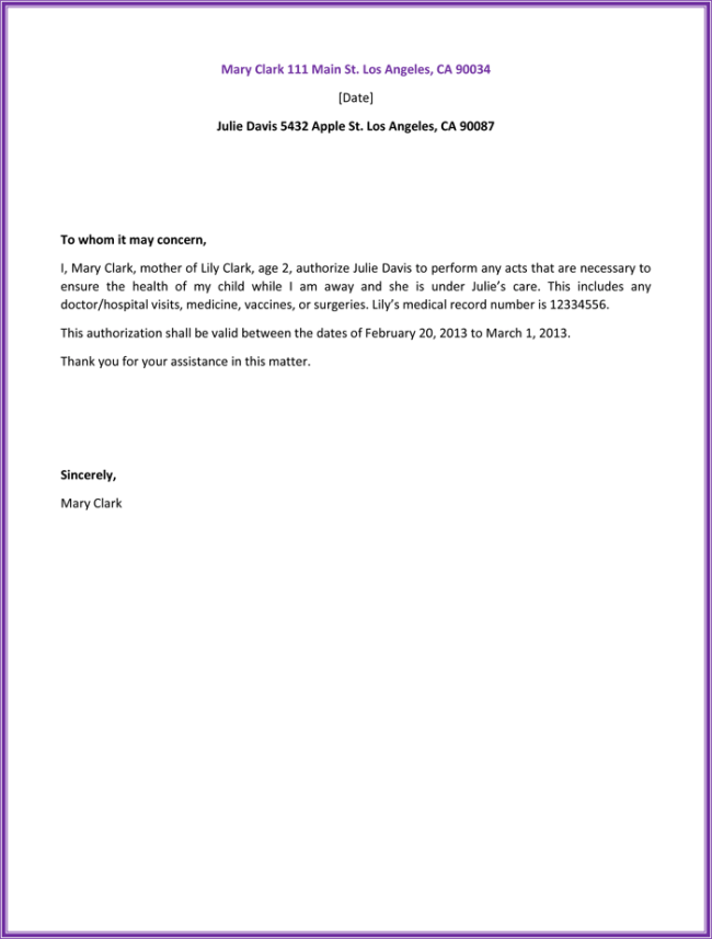 sample authorization letter get nso birth certificate