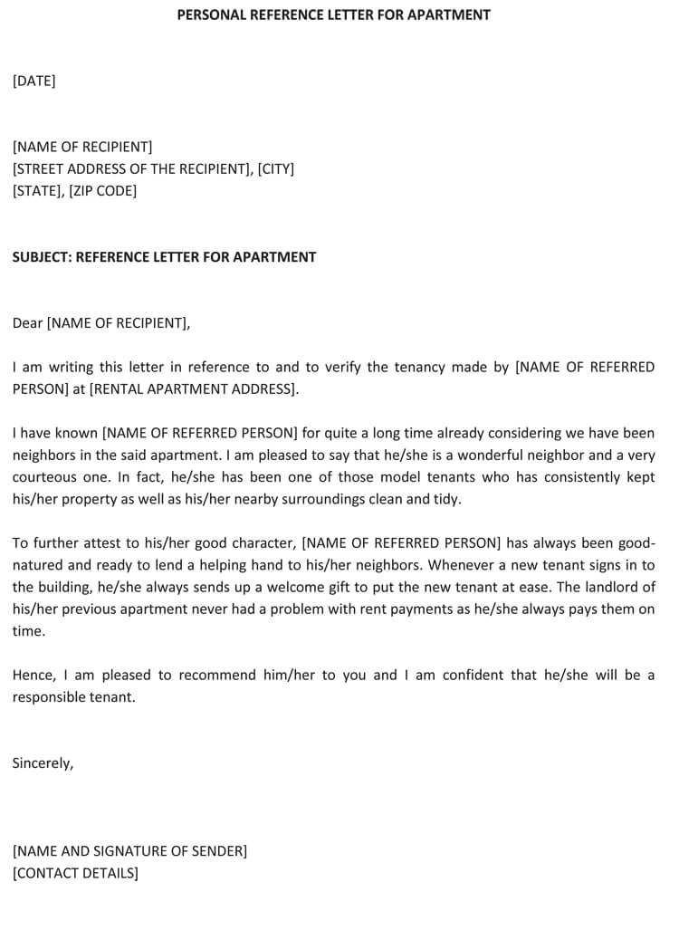 Personal Recommendation Letter (25+ Sample Letters and Examples)