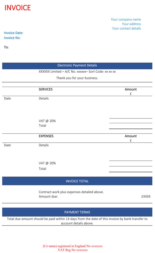 make free invoice online