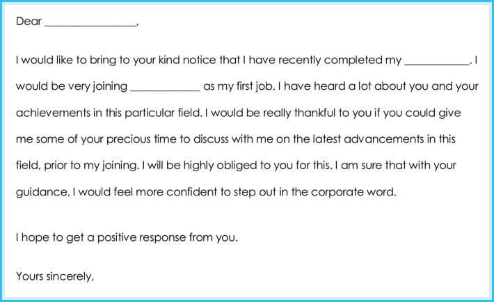 job application email sample