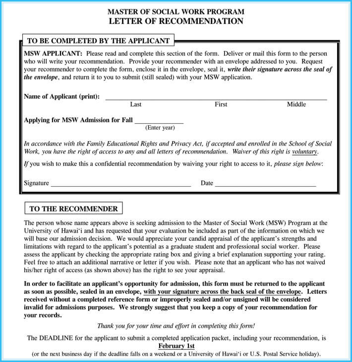 Work Reference Letter - Templates to Write Professional Reference Letter - work reference letter