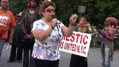 Lourdes Garcia, Call to Action for Puerto Rico