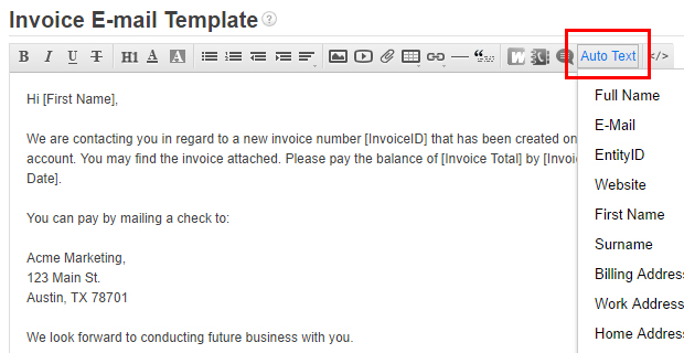 Writing Emails That Get You Paid on Time  WORKetc Business