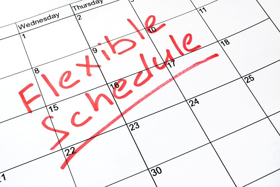 5 Reasons Working a Flexible Schedule Can Make Breastfeeding Easier