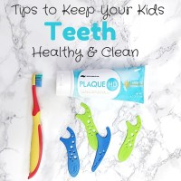 Tips to Keep Your Kids Teeth Healthy & Clean