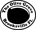 The Olive Grove in Brooksville - B&W