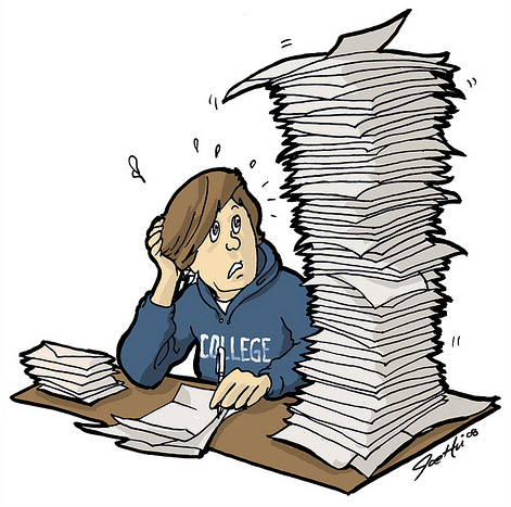 Grading College Admissions Essay Questions - Work of the World