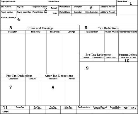 Payroll Check Microsoft Payroll Check Stub Template - payroll pay stub template