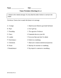 18 Best Images of Reading Informational Text Worksheets ...