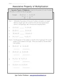 Commutative Property Of Addition Worksheet - new ...