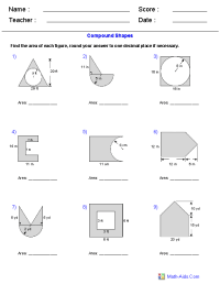 11 Best Images of Irregular Area And Perimeter Worksheets ...