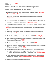 14 Best Images of Chemistry Solubility Worksheet - Theory ...