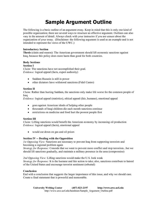 examples of essay outline graduating from high school essay