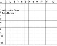 10 Best Images of Math About.me Student Worksheet - All ...
