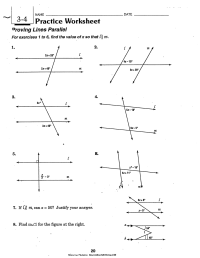 13 Best Images of Parallel Lines Perpendicular Lines ...