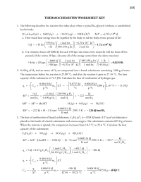 15 Best Images of Specific Heat Worksheet - Specific Heat ...