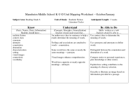 15 Best Images of Vocabulary Inference Worksheet - Reading ...